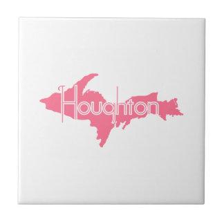 Houghton Michigan Upper Peninsula Tile