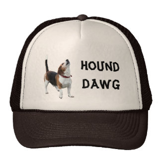Hound Dawg Beagle Funny Dog Hat