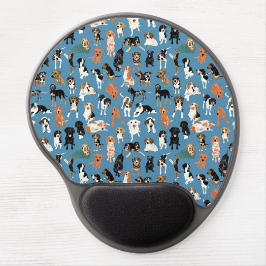 Hound District Mouse Pad Gel