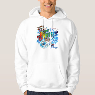 Hound Dog One Christmas Sweat Shirt