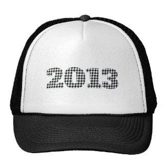 Houndstooth 2013 cap
