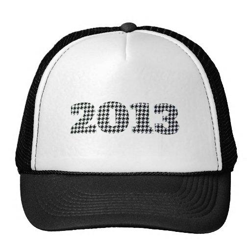 Houndstooth 2013 mesh hats