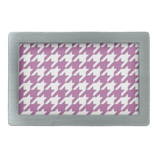 houndstooth bodacious and white belt buckle
