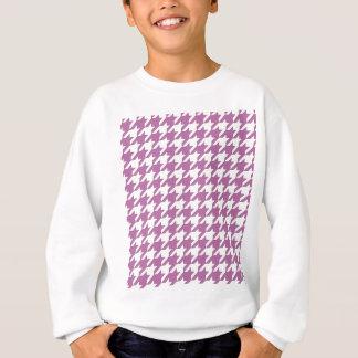 houndstooth bodacious and white sweatshirt