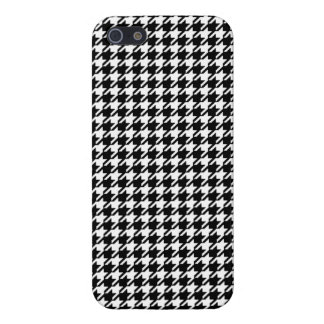 Houndstooth Case For iPhone 5/5S