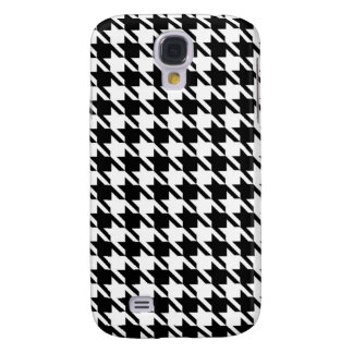 Houndstooth Galaxy S4 Case
