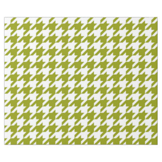 houndstooth green (I) Wrapping Paper