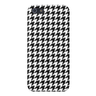 Houndstooth iPhone 5/5S Case