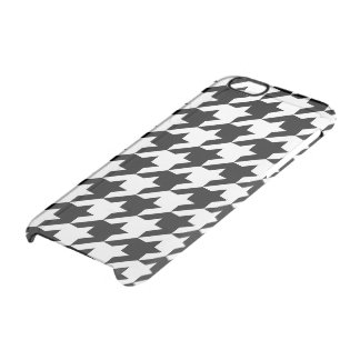 Houndstooth iPhone 6/6s Clearly™ Deflector Case