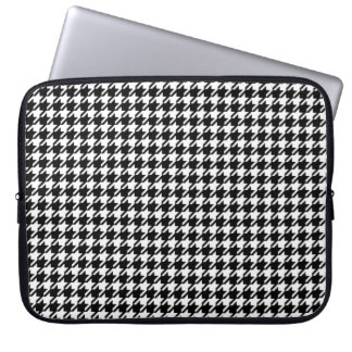 Houndstooth Laptop Sleeve