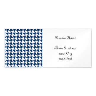 houndstooth midnight (I) Magnetic Invitations