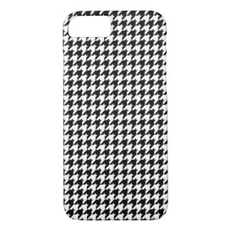 houndstooth pattern iPhone 7 case