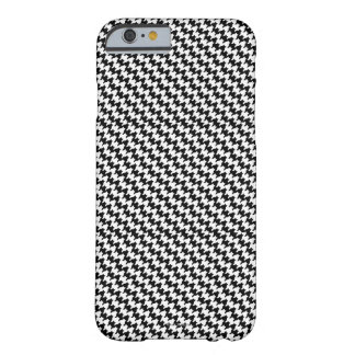 Houndstooth Pattern iPhone Case
