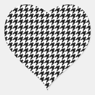 houndstooth pattern sticker