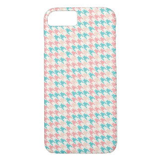 Houndstooth Picnic 4 2 iPhone 7 Case