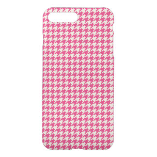 Houndstooth Pink iPhone 7 Plus Case