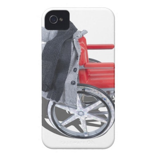 HoundstoothJacketWheelchair090912.png iPhone 4 Covers