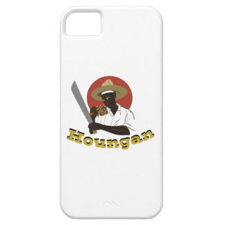 Houngan Priest iPhone 5 Covers