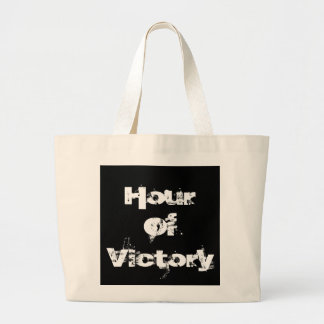 Hour Of Victory Tote Bag