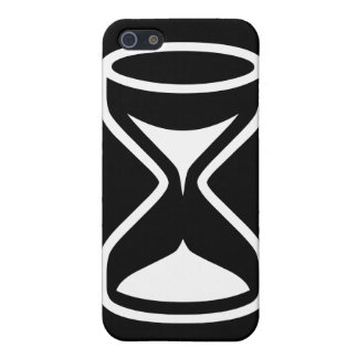 Hourglass iPhone 5/5S Case
