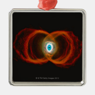 Hourglass Nebula Christmas Ornament