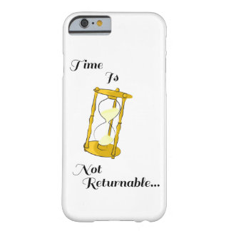 Hourglass Time Phone Case Barely There iPhone 6 Case