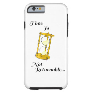 Hourglass Time Phone Case, Tough Tough iPhone 6 Case