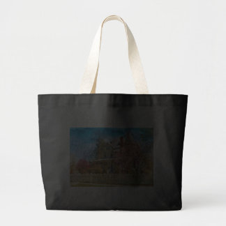 House - A Victorian Springtime Canvas Bag