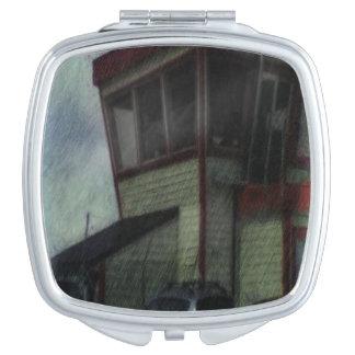 house car makeup mirror