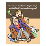 House Cleaning Business 4x5 promotional card