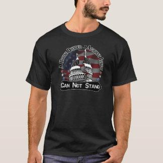 House Divided Patriot  America Pride Trump T-Shirt