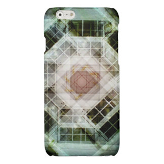 house door abstract pattern iPhone 6 plus case