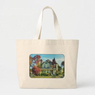 House - Dream House Fantasy Tote Bag
