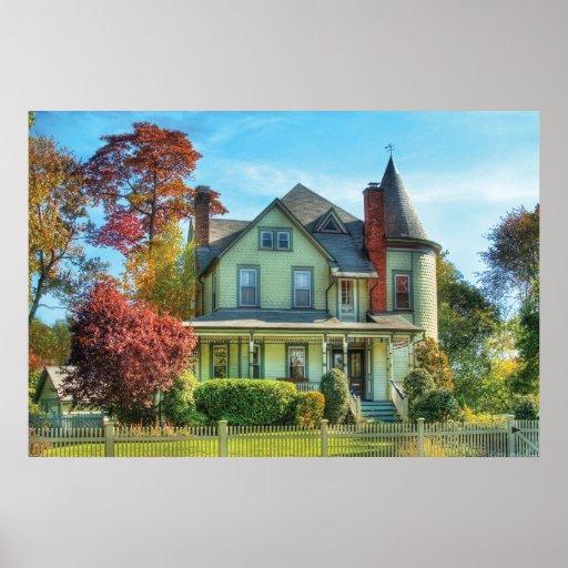 House - Dream House Fantasy Poster