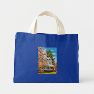 House - Fit for a Queen Canvas Bag