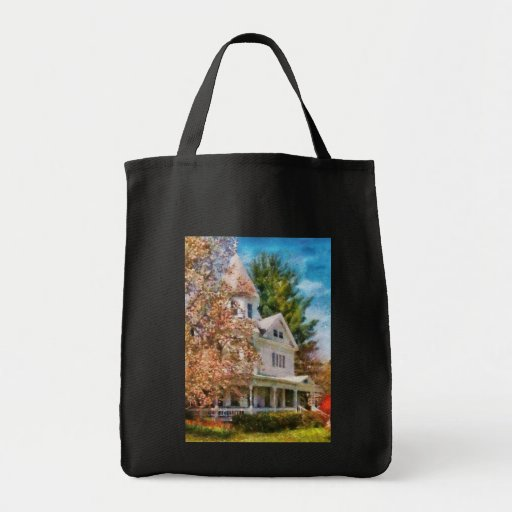 House - Fit for a Queen Bag