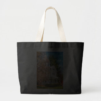 House - Fit for a Queen Jumbo Tote Bag