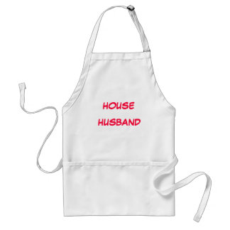 House Husband Apron
