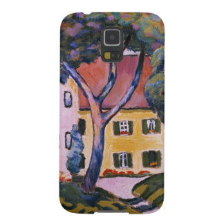 House in a Landscape Galaxy S5 Covers