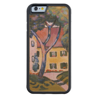House in a Landscape Maple iPhone 6 Bumper Case