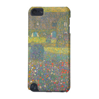 House in Attersee by Gustav Klimt iPod Touch 5G Covers