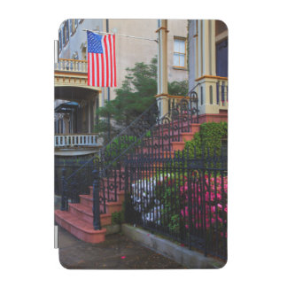 House in the Historic District in the spring iPad Mini Cover