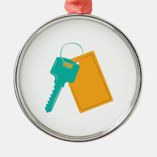 House Key Christmas Ornament