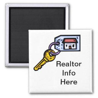 House Key Magnets