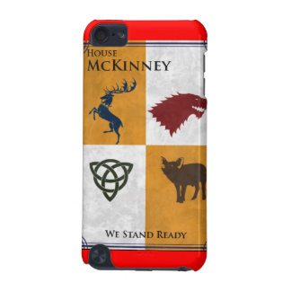 House McKinney iPod Touch (5th Generation) Case