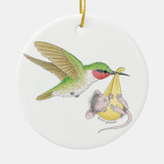House-Mouse Designs® - Baby's First Christmas Christmas Ornament