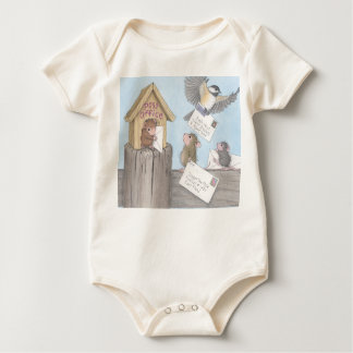 House-Mouse Designs® - Clothing Baby Bodysuit