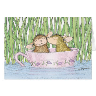 House-Mouse Designs® - Greeting Card