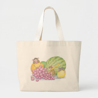 House-Mouse Designs® - Jumbo Tote Bags