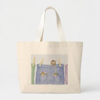 House-Mouse Designs® - Jumbo Tote Jumbo Tote Bag